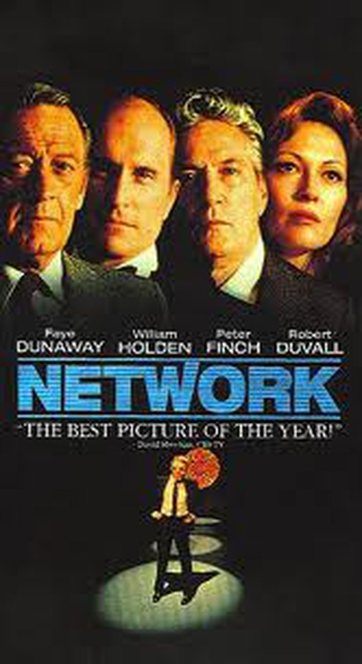 Classic Movie - Network