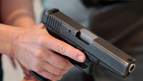 The study shows that people shot with handguns are more likely to die than those shot with shotguns