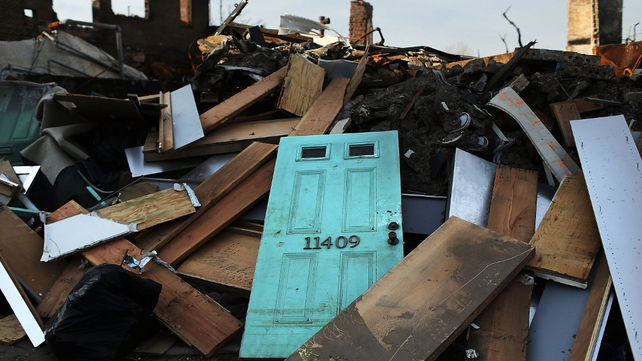Superstorm Sandy accounted for $35 billion of insured losses