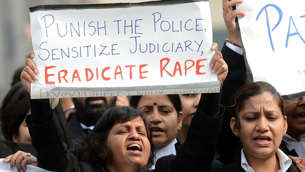 The incident has sparked numerous protests over violence against women in India