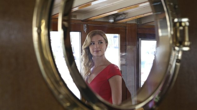 Emily VanCamp returns as the retribution-seeking Emily Thorne in Revenge
