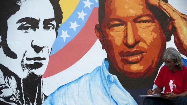 President Hugo Chavez is in hospital in Cuba following cancer surgery last month
