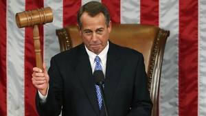 John Boehner will serve another two years as speaker of the US House of Representatives