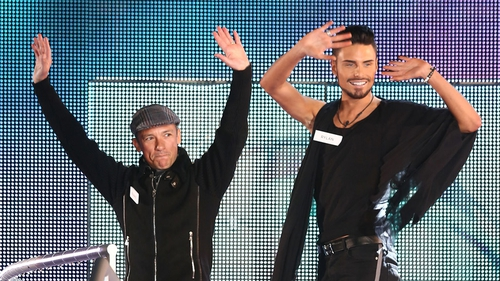 Frankie and Rylan got to pick who went into the main house