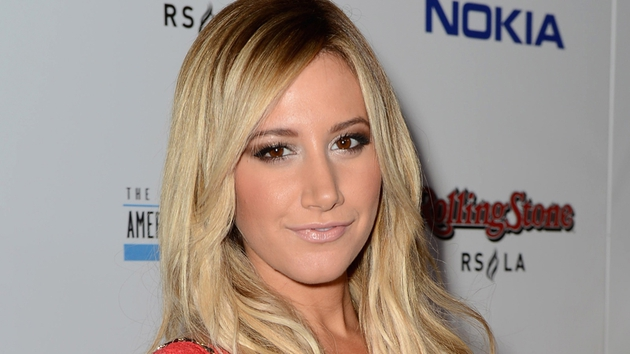 Ashley Tisdale is going back to the small screen