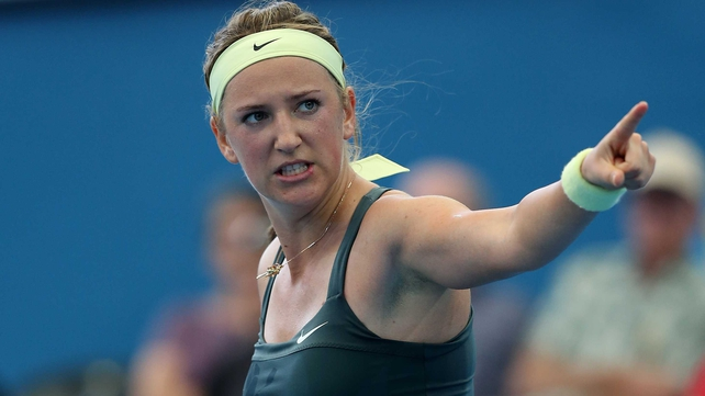 Victoria Azarenka's Australian Open defence begins in Melbourne on 14 January