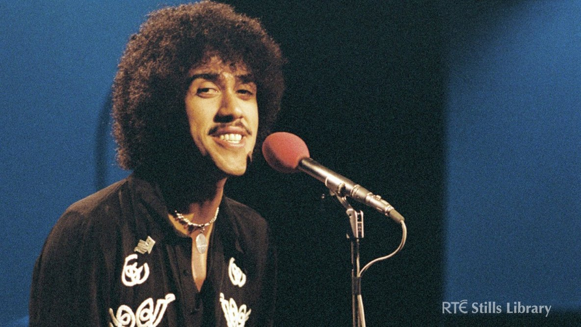 Phil Lynott (1976) on 'Me and My Music'