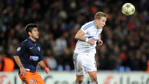 Lewis Holtby will move to White Hart Lane in the summer