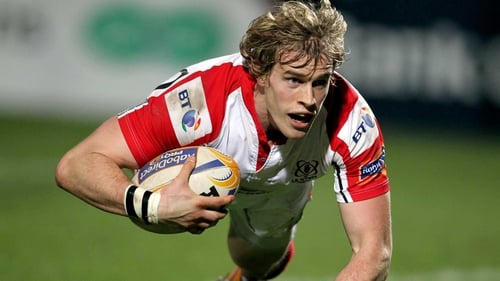 Andrew Trimble is set to make his 150th appearance for Ulster