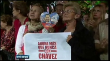 Hugo Chavez suffering complications from lung infection