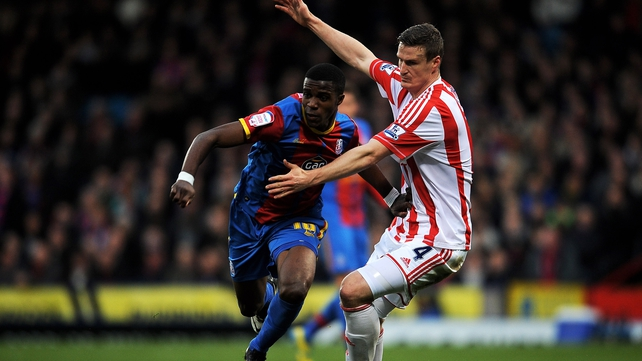 Wilfried Zaha has agreed a switch to Manchester United