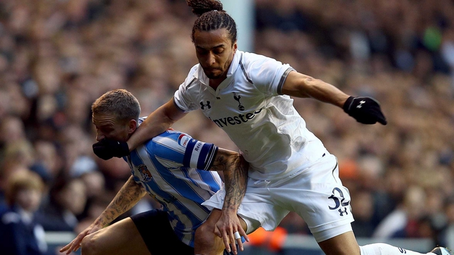 Benoit Assou-Ekotto returned for Tottenham after a long injury lay-off