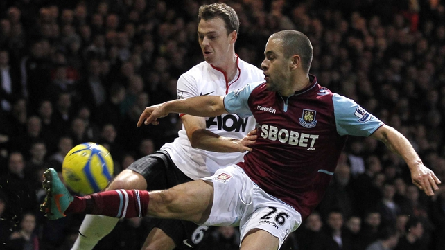 Making his second West Ham debut, Joe Cole assisted in both goals