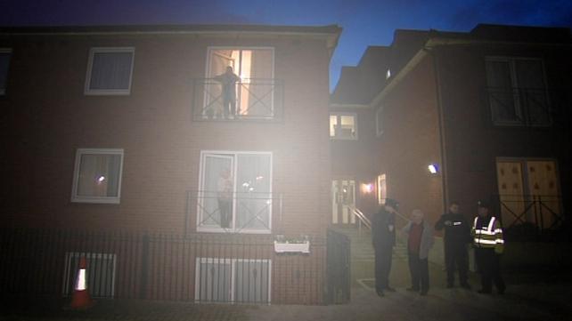 One man died in the blaze on Grenville Street