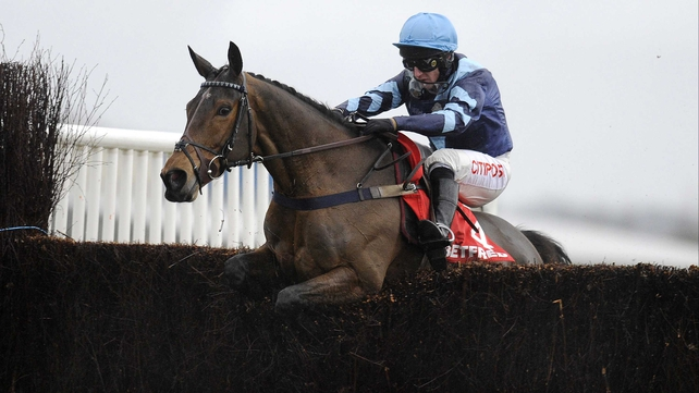 Pete The Feat will be bidding for a six-timer if let take his chance a