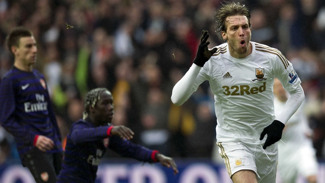 Michu has been a sensation this season with Swansea