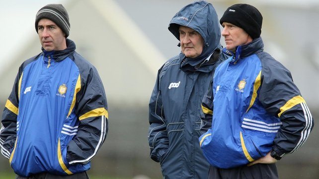 Mick O'Dwyer and his Clare selectors