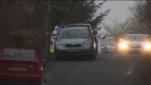 Aloysius Hackett was found shot dead at his home near Augher on Friday night