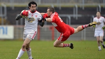 Report: Tyrone 1-14 Derry 0-15.