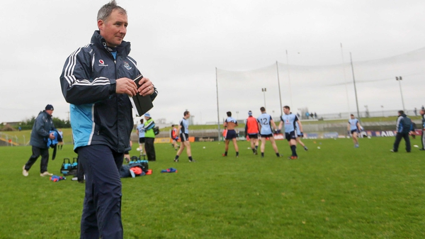 Jim Gavin: 'To get a very competitive game like this against a very good Carlow side was worthwhile'