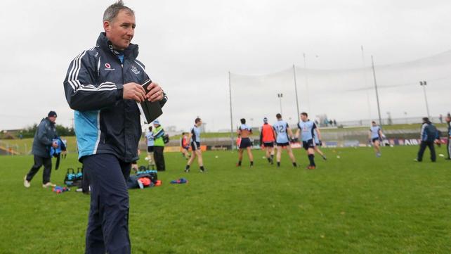 Jim Gavin's Dublin face Cork on Saturday night