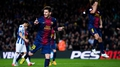 Messi opens 2013 account with goal in Barca rout