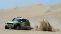 Peterhansel wins Dakar second stage