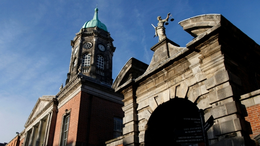 Finance Ministers meeting in Dublin Castle agree a deal for Ireland