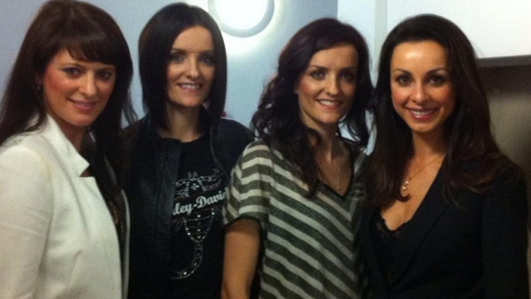 B*Witched are looking forward to recording some new material