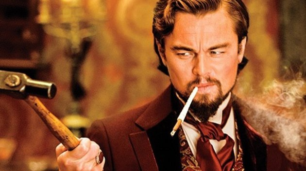 DiCaprio revels in sending up our image of him