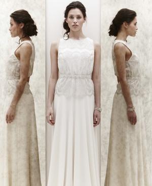 Silverbell dress by Jenny Packham