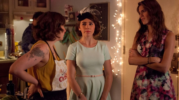 Girls - season two ended a little underwhelmingly