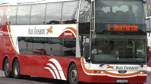Bus Éireann said it would accept the invitation