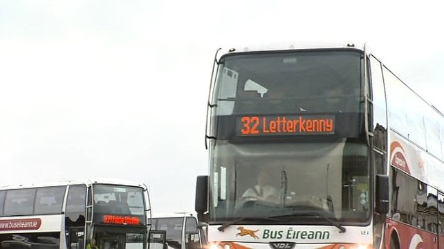Bus Éireann is seeking savings of €20m