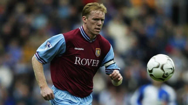 Steve Staunton had two spells at both Aston Villa and Liverpool