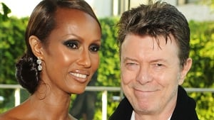 Iman and the much-missed David Bowie
