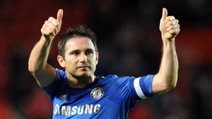 Chelsea's record goalscorer Frank Lampard will remain at Stamford Bridge for at least one more season