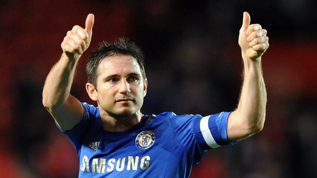 Lampard has been finding the net of late amid speculation over whether or not h