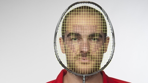 Scott Evans won the Irish Open in December, his first international victory