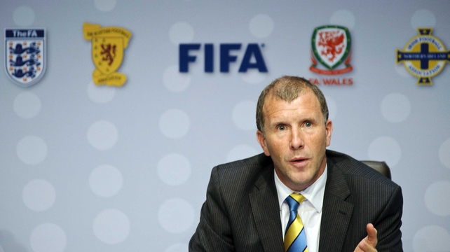 SFA chief executive Stewart Regan said the league bodies have agreed a restructuring plan in principle