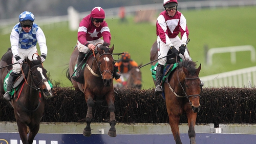 Start Me Up (c) may be the one to beat in the Buy Tickets On-Line At fairyhouse.ie Rated Hurdle