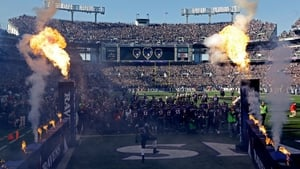 Ray Lewis of the Baltimore Ravens dances during player introductions ahead of a clash against the Indianapolis Colts