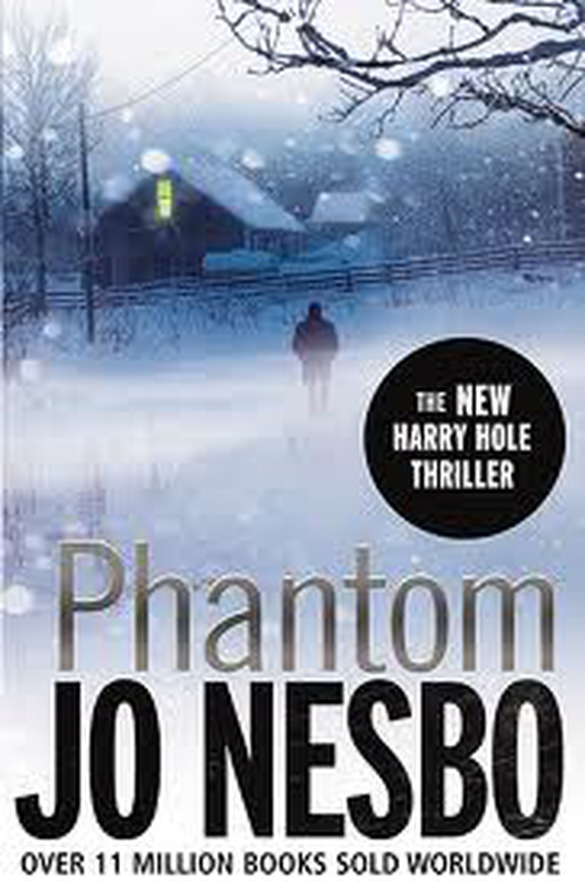 Book Review - 'Phantom' by Jo Nesbo