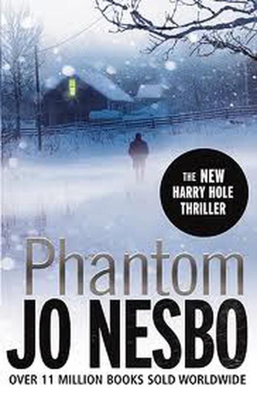 Book Review - 'Phantom' by Jo Nesbo