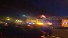 Ranelagh fire (Credit: Martha Ellison)