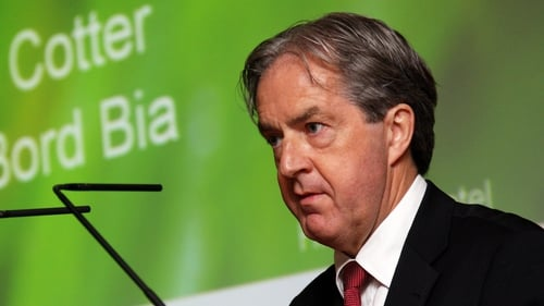 Bord Bia CEO Aidan Cotter stresses that Ireland's food industry is subject to some of the most rigourous controls in the world