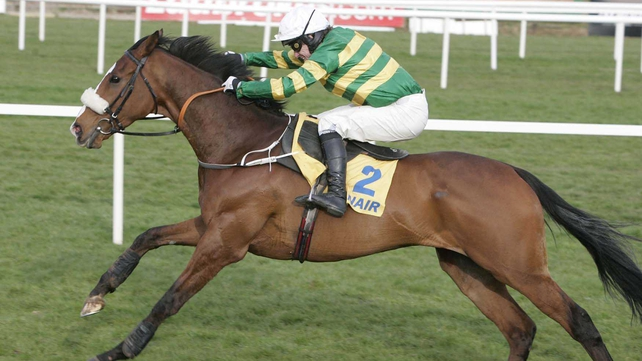 Captain Cee Bee won in Tipperary in October