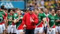 O'Connor named in unchanged Mayo side