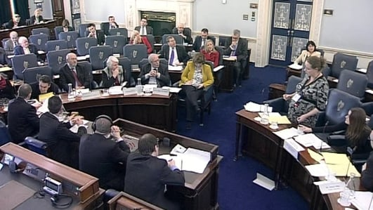 Health Committee Abortion Hearings - Day 1