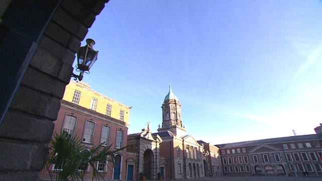 EcoFin ministers will meet in Dublin Castle this weekend